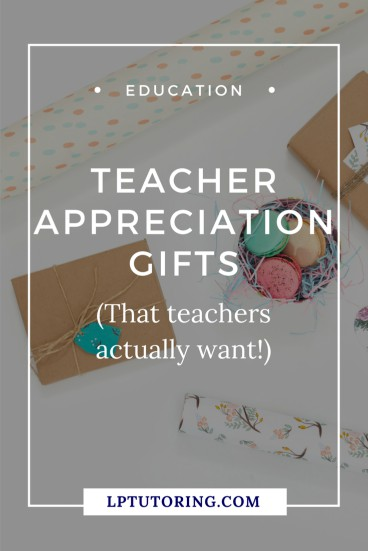 Teacher Appreciation |Teacher Gifts | #teacherappreciation