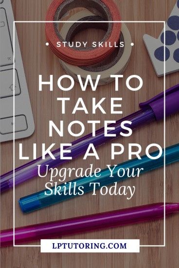 Are your notes unintelligible? Useless for review? Click through to learn note-taking strategies to create orderly notes that be used for studying! | #notetaking #studyskills