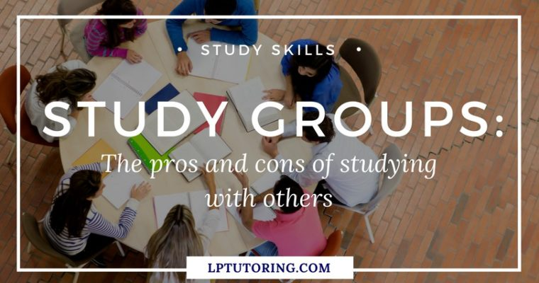 Study Groups: Pros and Cons of Studying with Others