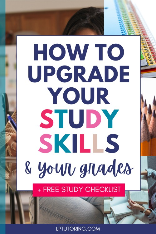 How to Improve Your Study Skills & Get Better Grades