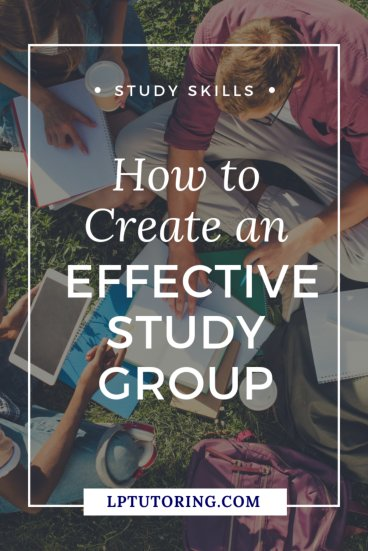 Study groups are SOO useful, but can turn bad pretty fast. Click through to learn how to create an effective study group that will increase your grades and keep you sane! | #studygroups #studygroup