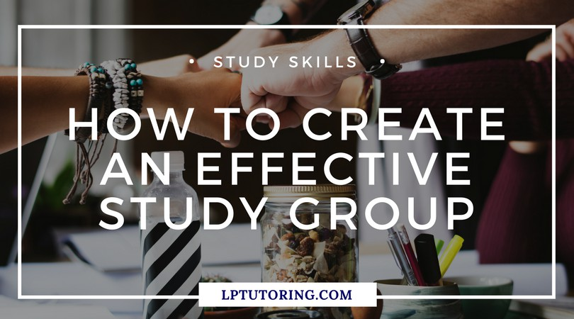 How to Create an Effective Study Group
