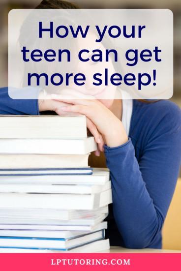 Teen Sleep | Importance of Sleep | School Start Times | #teensneedsleep