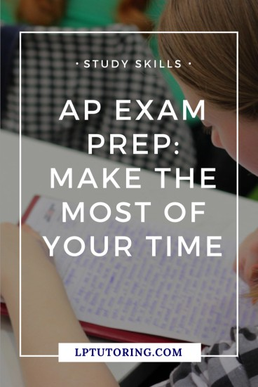 It's almost time for AP exams! Are you ready?? Get my tips for making the most of your AP exam prep and download my free AP exam resource guides! | #testprep #aptestprep #apexam #apexamprep