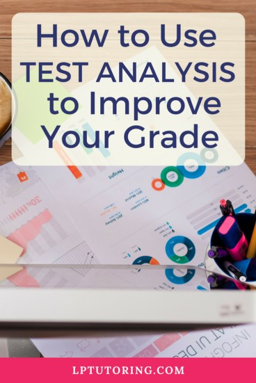 Test Analysis | Study Skills | #studyskills