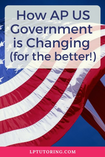 AP US Government | Changes to AP | #apgovernment #apgopo