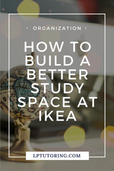 A good study space is a must for students of all ages. See my favorite Ikea study space finds and build your own dream study space today! | #studyspace #homeoffice #ikea #ikeaoffice