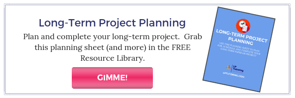 long-term project planning guide