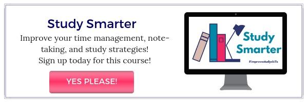 Study Smarter online course