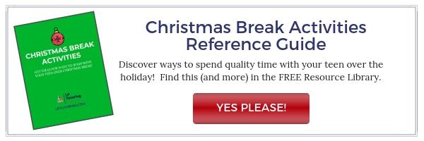 Christmas Break guide