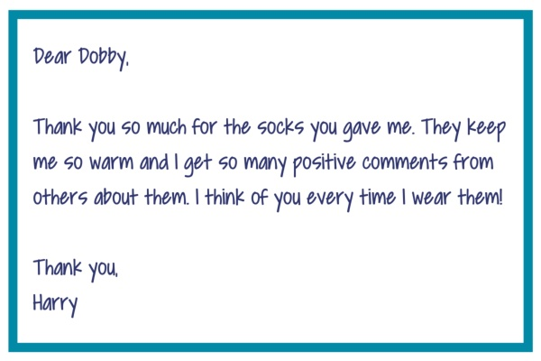 How to Write Thank You Notes: A Guide for Teens | LP Tutoring
