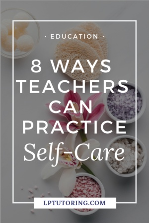 teacher self care