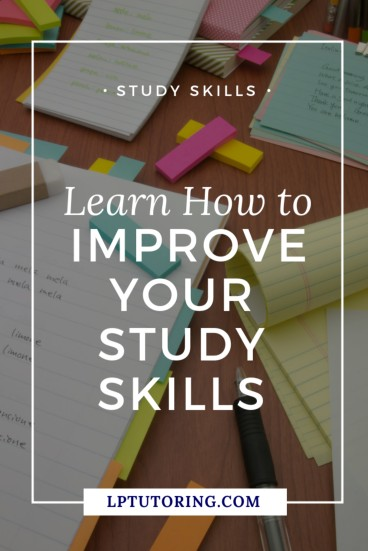 Learn how to Improve Your Study Skills Today