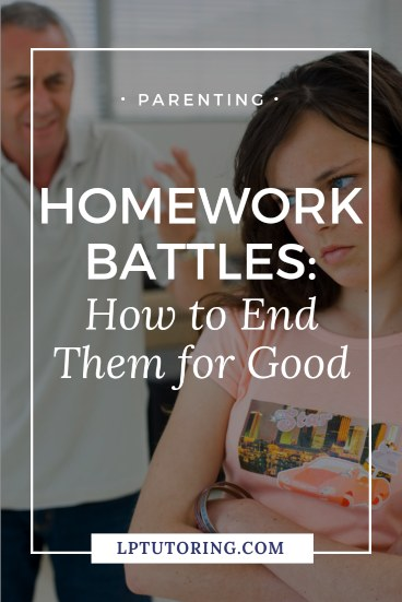 Are homework battles with your teen draining your energy? This tutor and former teacher has some tips to end the drama and get homework DONE! | #parenting #parentingteens #homework #homeworkdrama