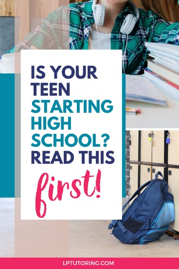 What to Expect When Your Teen Starts High School