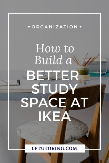 ikea study space