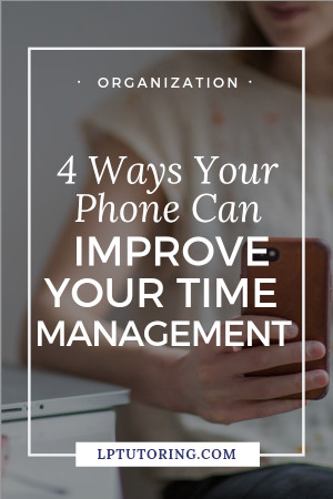 phone time management
