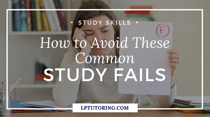 How to Avoid These Common Study Fails