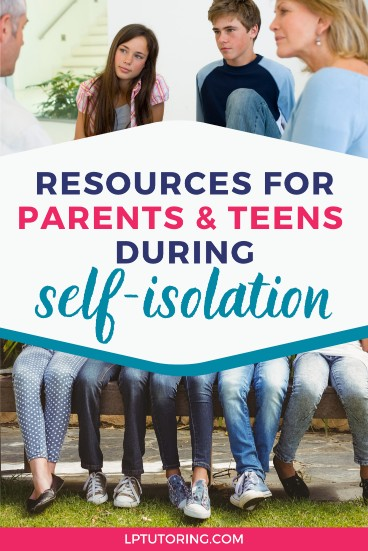 Safe at Home? Resources for Self Isolation
