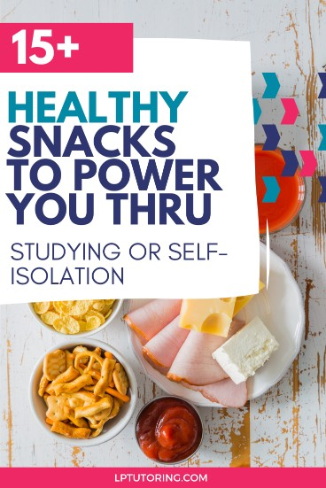 16 Healthy Snacks to Power You Through Isolation