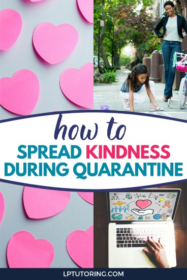 How to Be Kind During Self-Isolation: Spread Kindness!