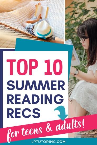 Diverse Summer Reading 2020 Recommendations for Teens
