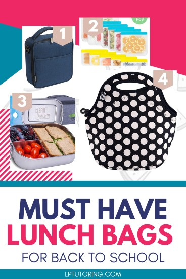 The Best Lunch Bags for Students & Teachers
