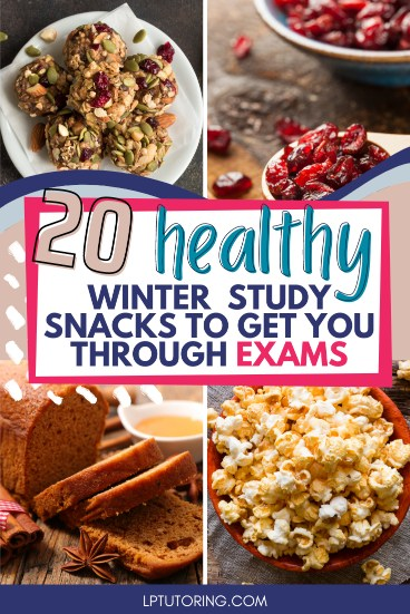 20 Healthy Winter Snacks for Your Study Sessions