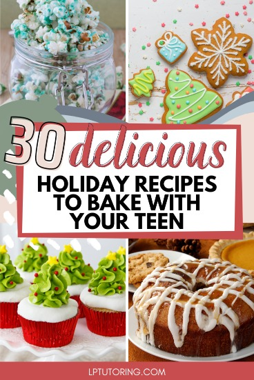 30 Holiday Treats to Make with Your Teen