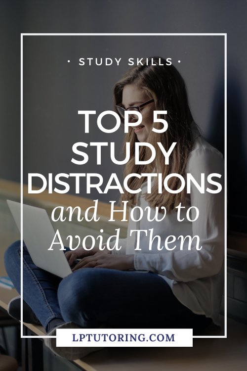 study distractions