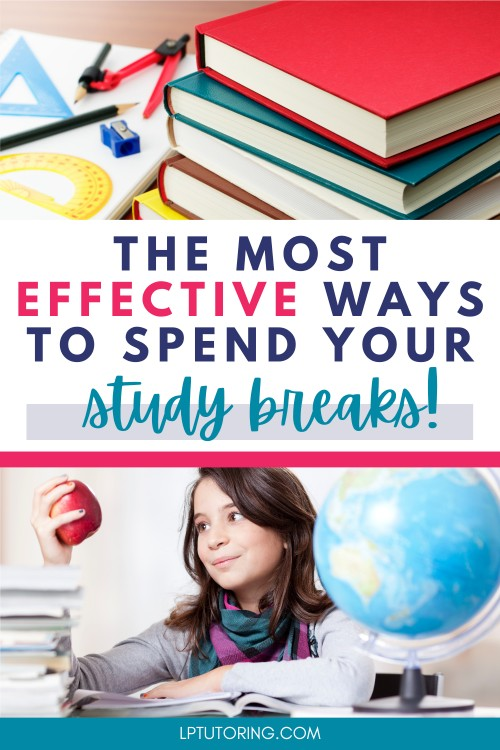 Study Breaks to the Rescue: 6 Ideas for the Best Breaks